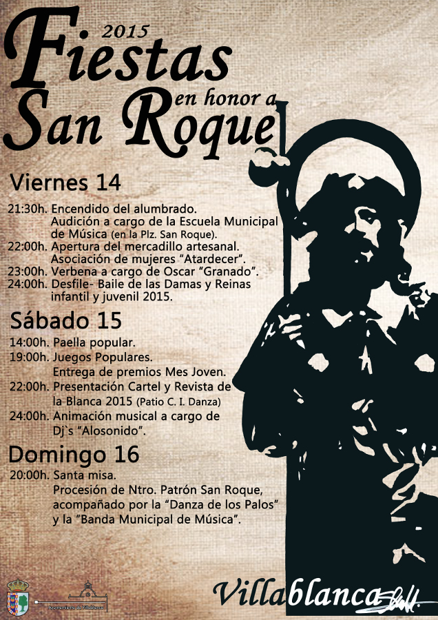 cartel san roque 2015 a