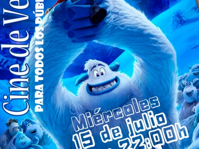 cartel cine smallfoot (2)